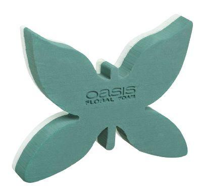 Oasis® Foam Frames® Schmetterling 11-00505 35 x 28 x 6 cm Schmetterling