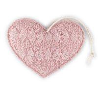 Spitze Herz Sweetheart ALTROSA  20761259 Hänger 6cm GL:13cm